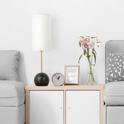 home lamps lighting long lampshade high table