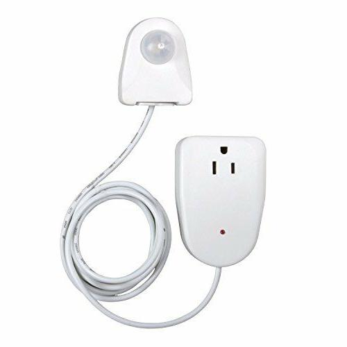 indoor plug corded motion activated