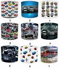 Lampshades Ideal To Match American Muscle Car Duvets America