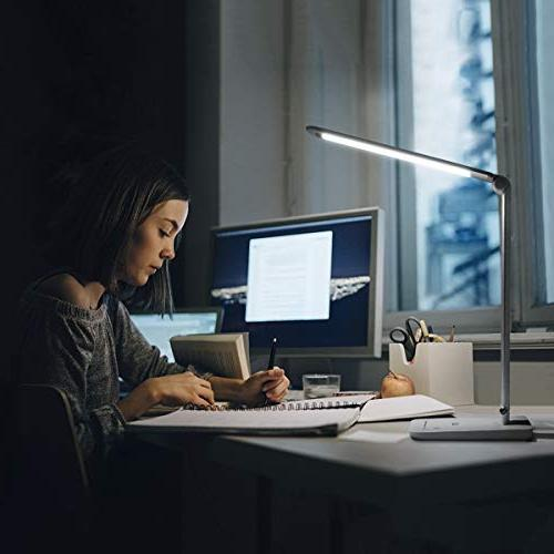 LE LED Lamp, 7-Level Soft Touch Dimmer, Eye Care High Office Task Lamp for Computer