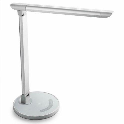 led desk eye caring table dimmable office