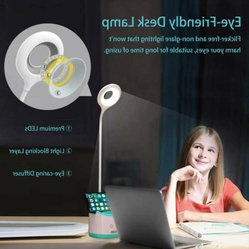 LED Light Dimmable Rechargeable Touch