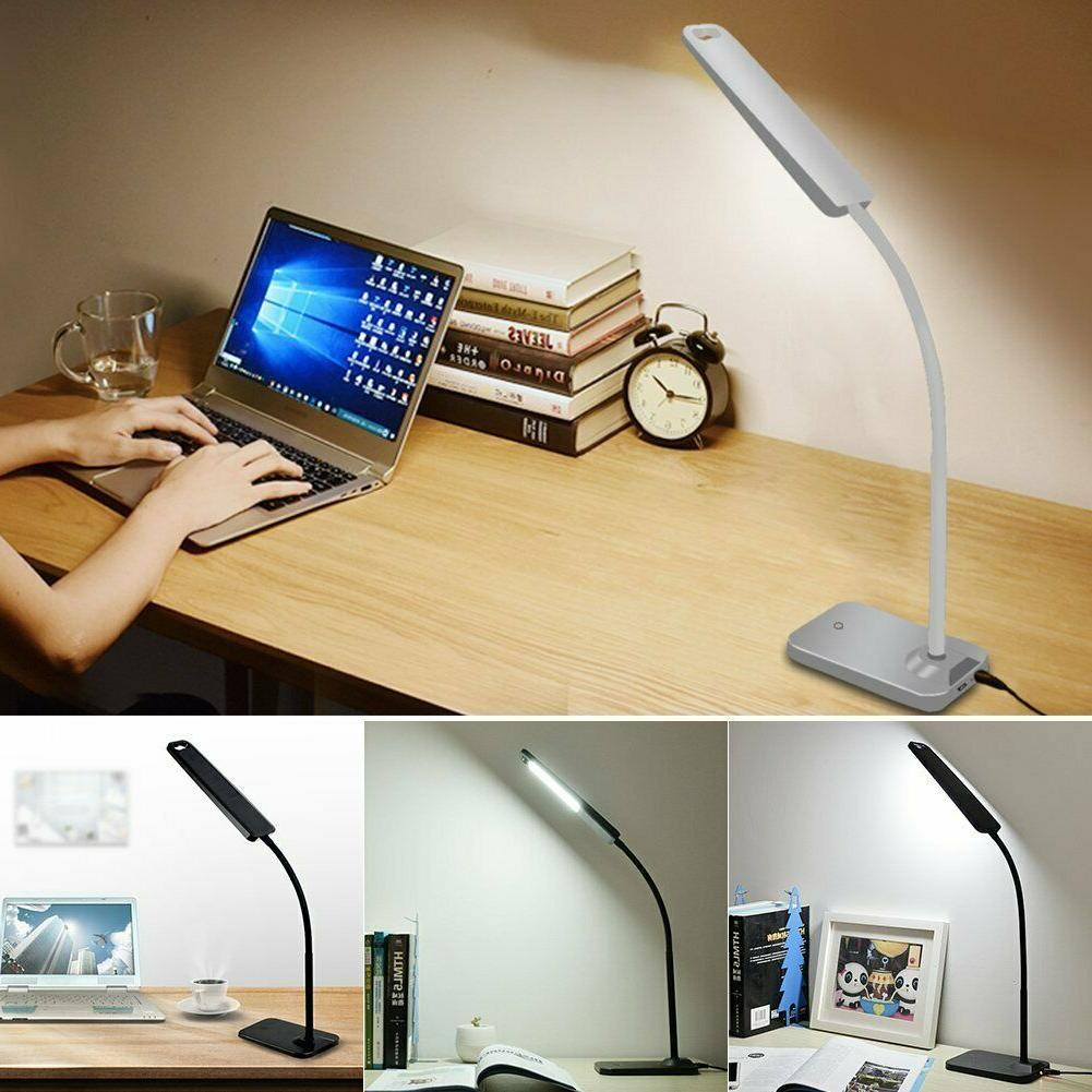 LED Desk Lamp, Control Eye-caring Table with