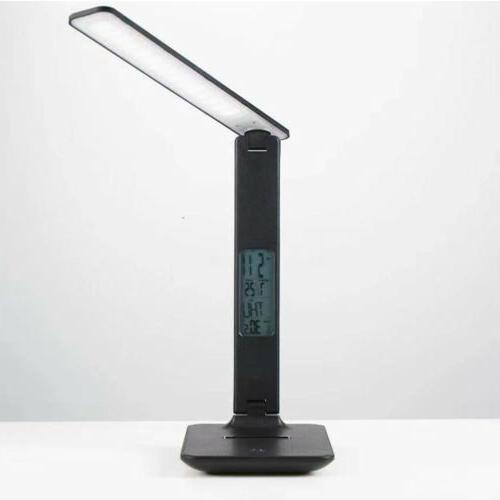 LED Lamp Touch Dimmable Table Reading Foldable + Calendar