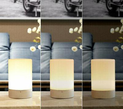 LED Touch Sensor Dimmable Table Sleeping WF