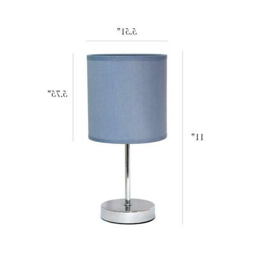 Simple LT2007-PRP Lamp with