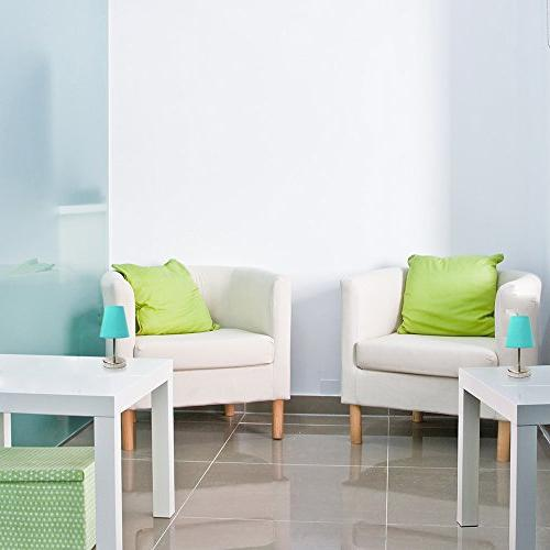 Simple Sand with Fabric Shade Set, Blue