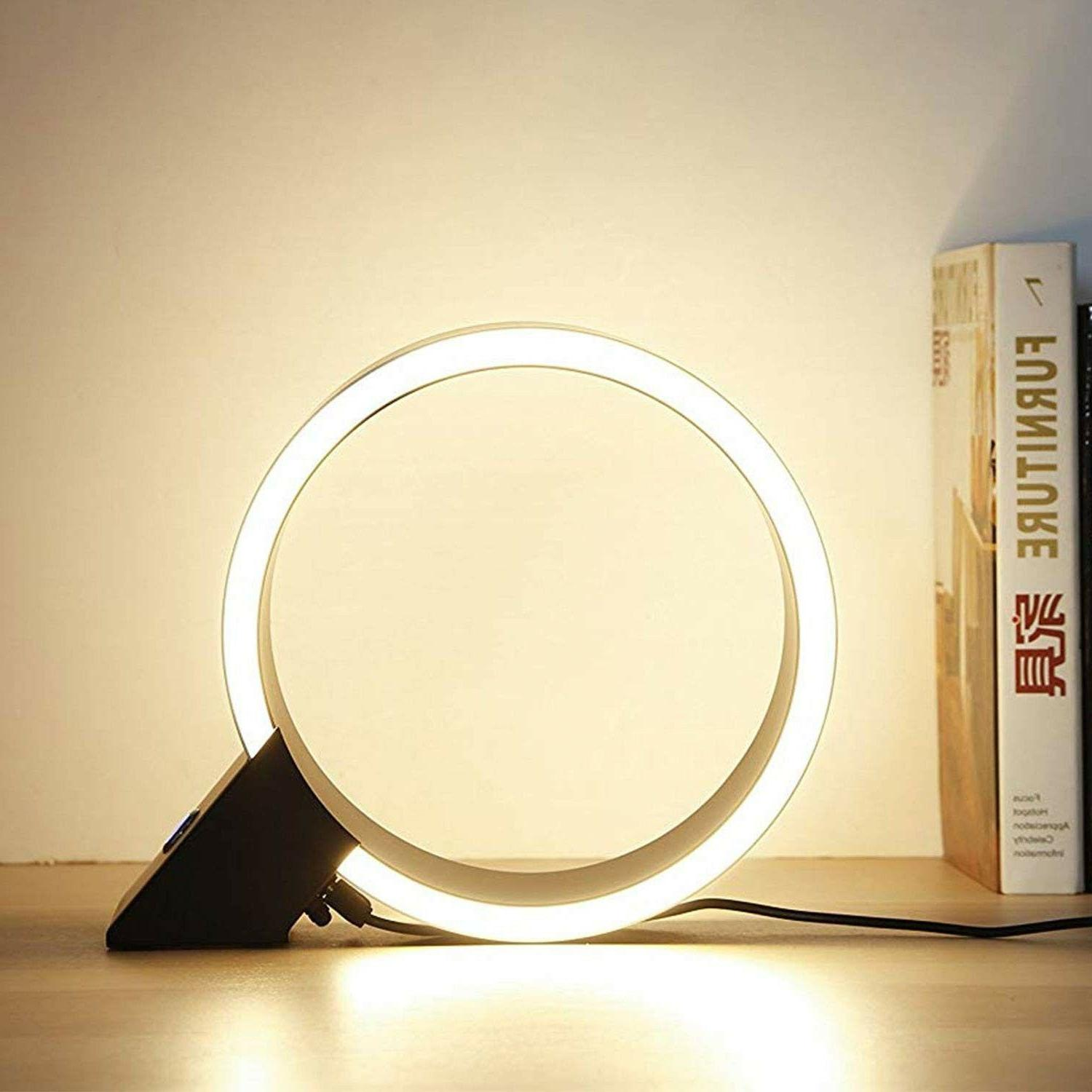 Modern Bedroom led lamp-Adjustable Bedside Light,Dimmable