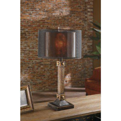 montana industrial table lamp