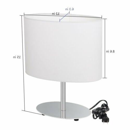 HAITRAL Lamp Base-White