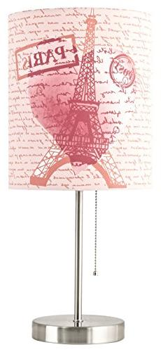 Urban Shop NK639730 Eiffel Tower Stick Lamp