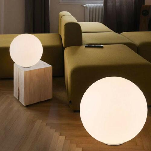 Simple Design Shade White Light Table Lamp