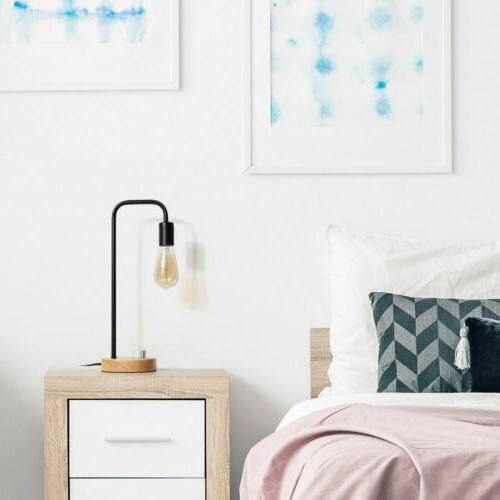 Simple Table Bedside F Study