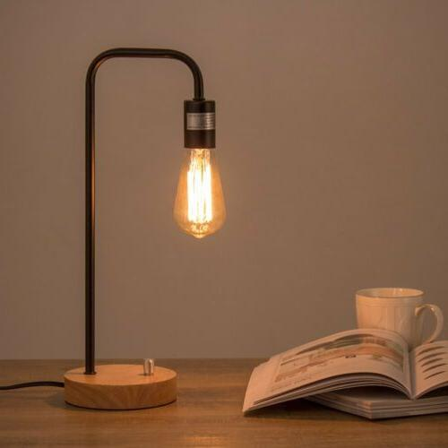 Simple Modern Table Lamp Bedside Study