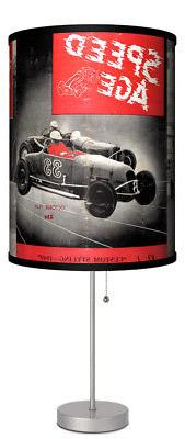 Lamp-In-A-Box Speed Age 2 Table Lamp