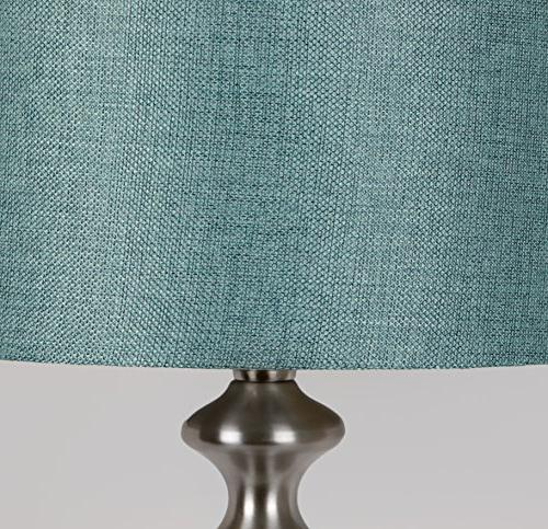 Grandview Table with Shade, of and Brushed Nickel Table Lamps Dressers and Much More –