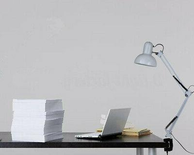 Swing Arm Architect Drafting Table Clamp On LED Arms