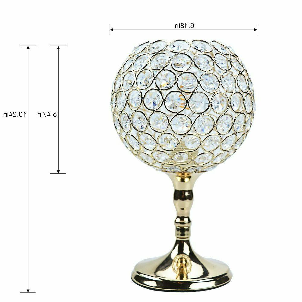 Table Crystal Decorative lamp Modern Night