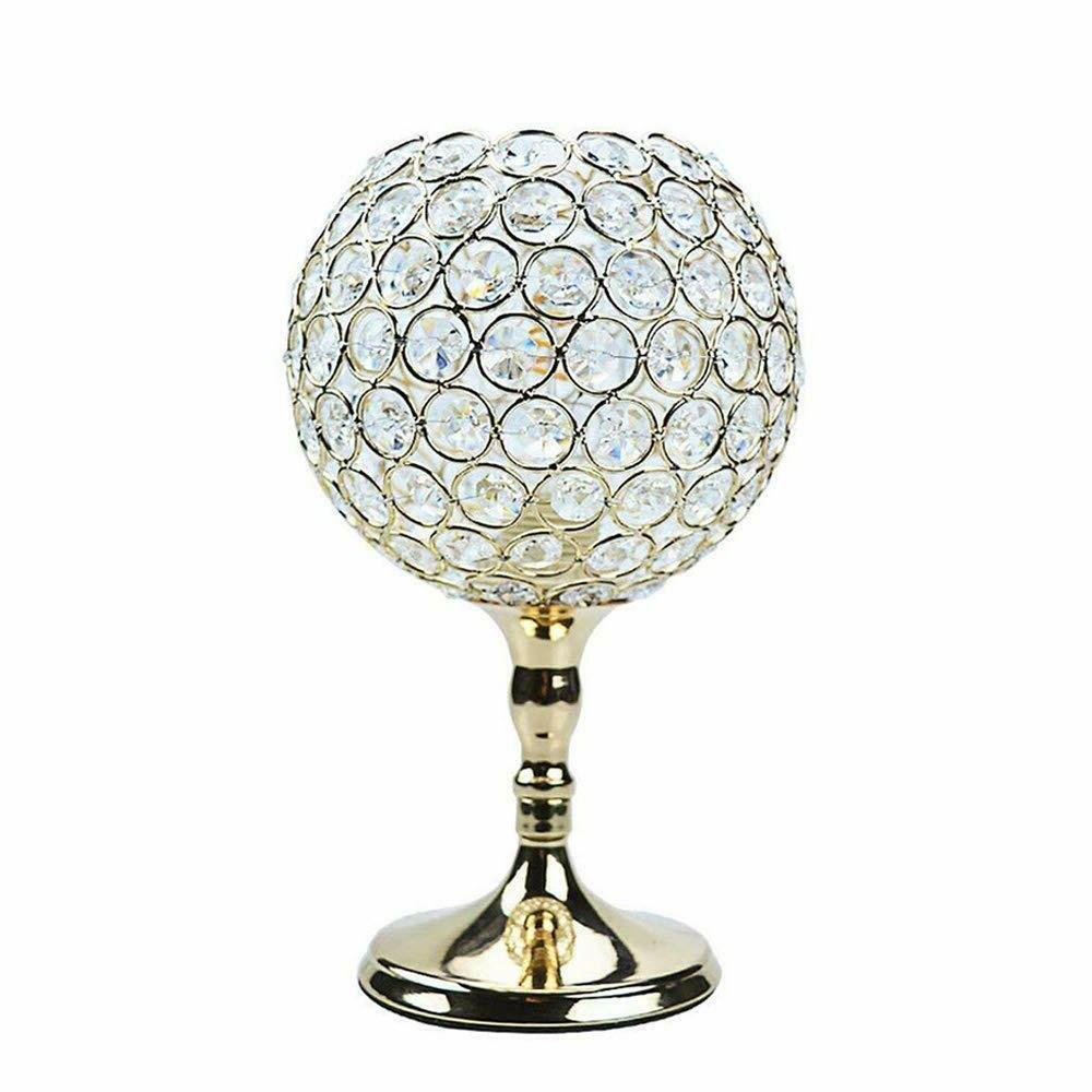table lamp crystal nightstand decorative desk lamp