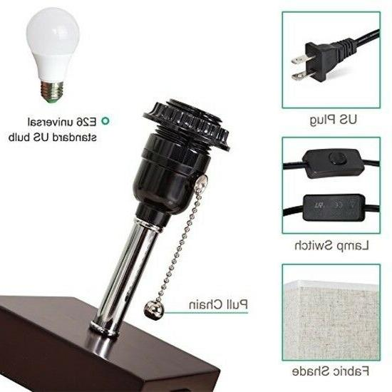 Lifeholder Lamp, Lamp with Port Warm Led