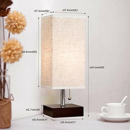 Lifeholder Table Lamp with Charging Port and Led