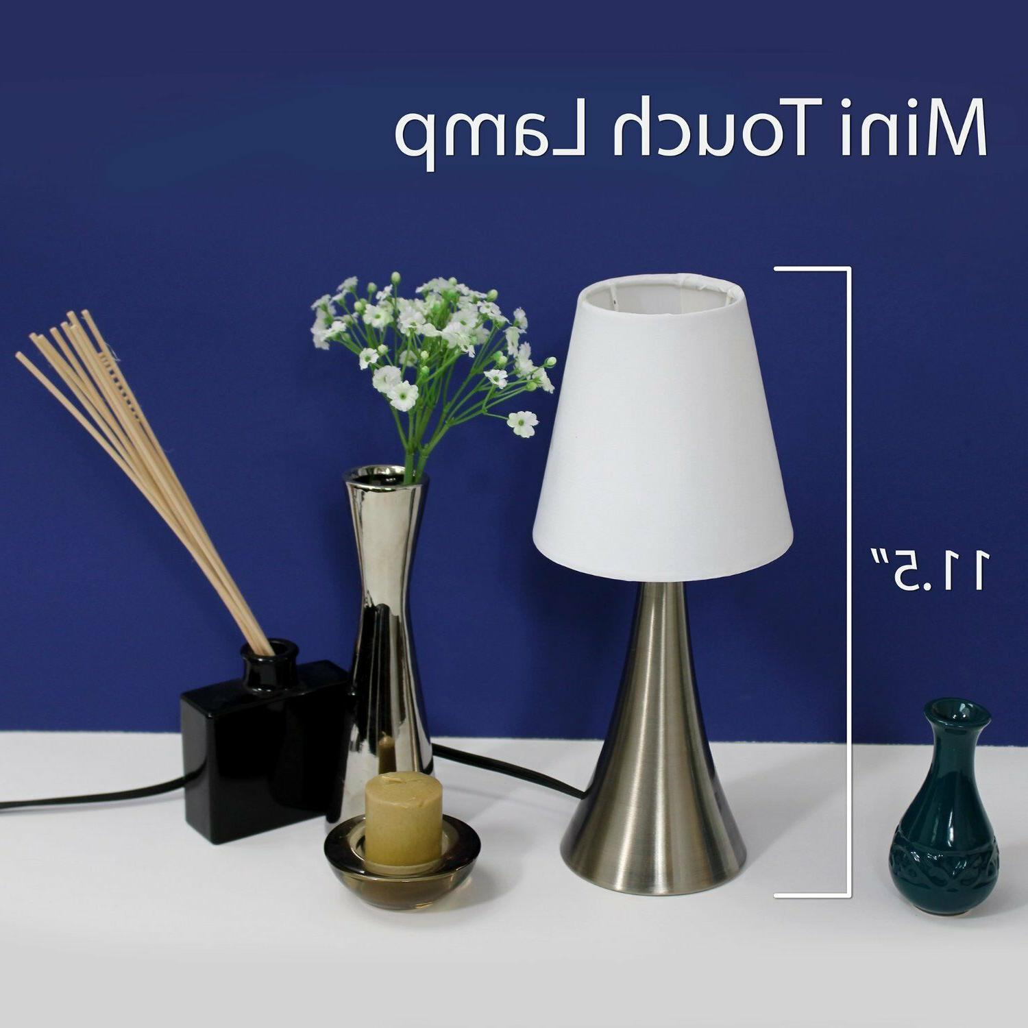 Table Lamps Nighstand Of Teens Light Touch Home