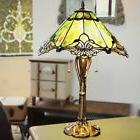 Table Lamps For Living Room Victorian Tiffany Style Sea Gree