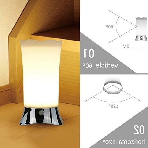 Table Lamps/Indoor Motion LED Portable Retro