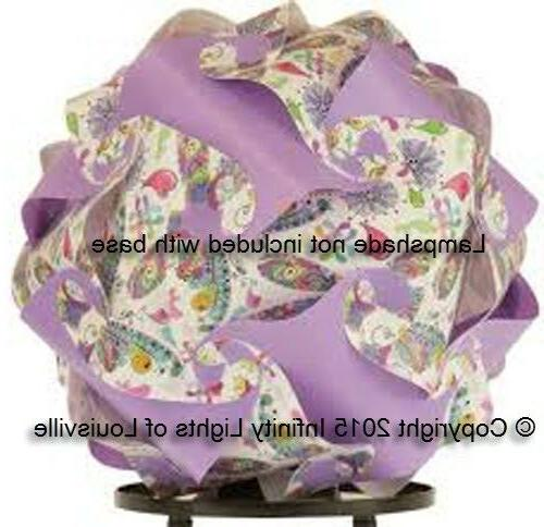 Table Top Lamp Base for Infinity Lights IQ Puzzle Jigsaw Lam