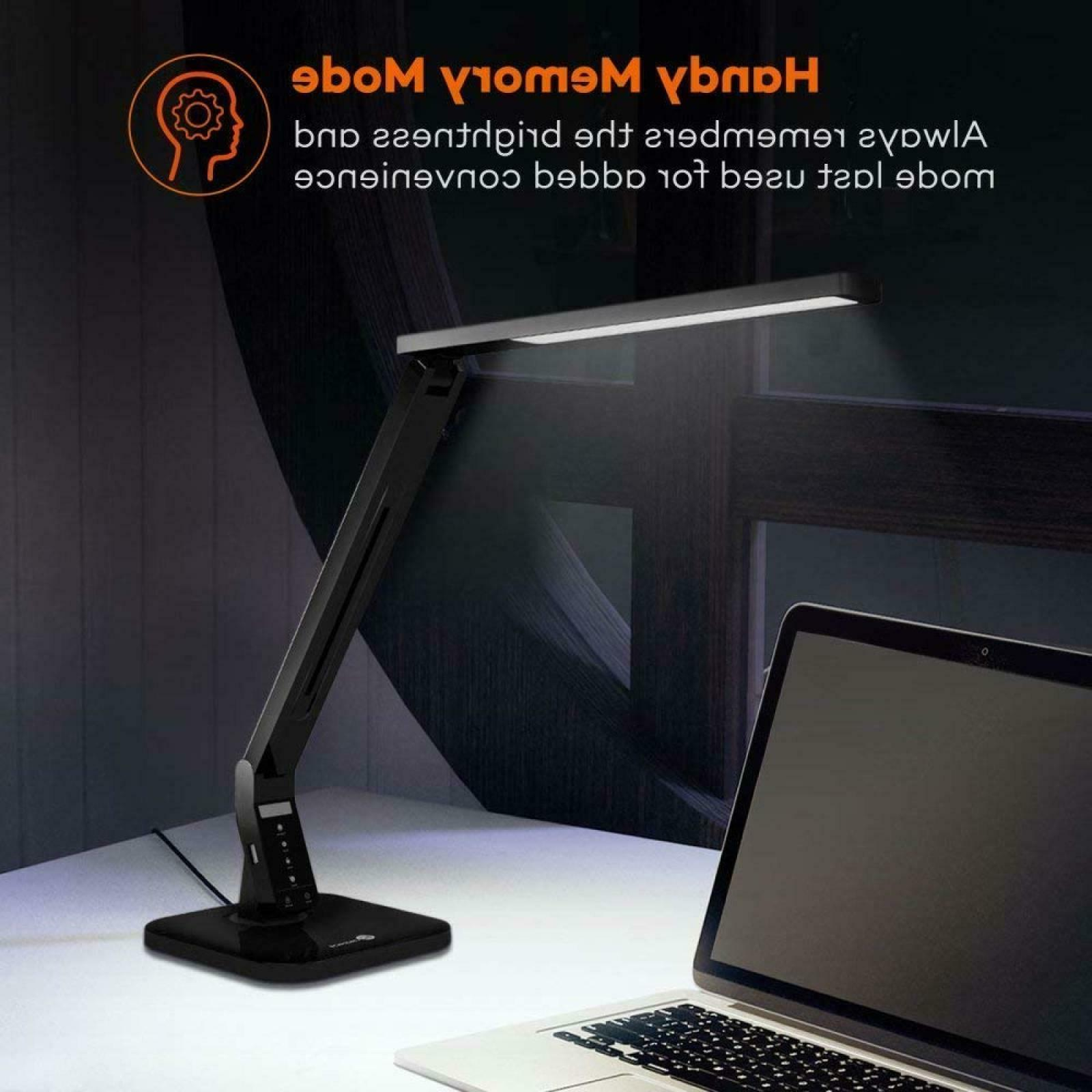 TaoTronics Desk LED Dimmable Reading light14W Black
