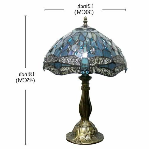 Lamp 18 Inch Sea Stained End Bedside Table Lamps