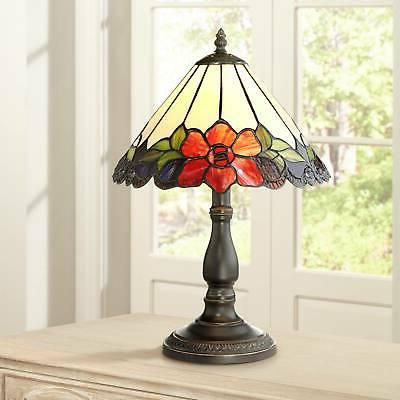 tiffany style accent table lamp 17 1