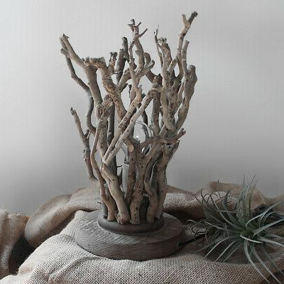 Tree Branches Bedside Table Base Night Desk Deco