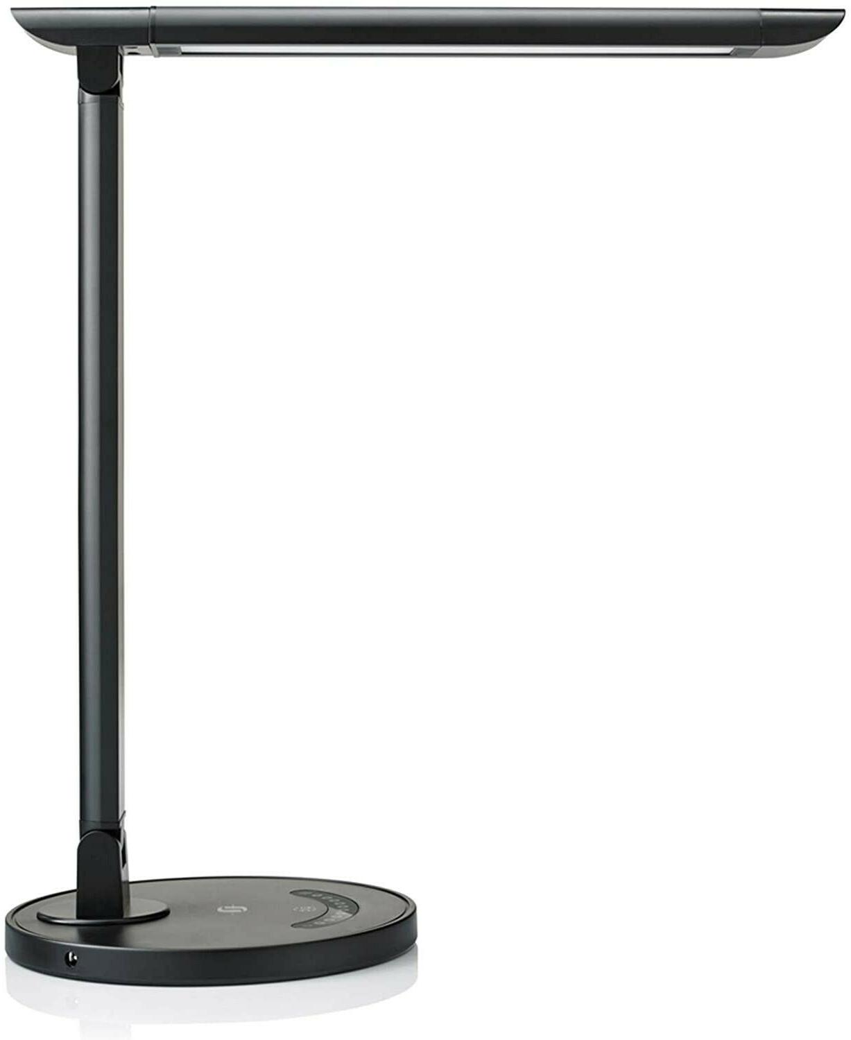tt dl13b led desk lamp black