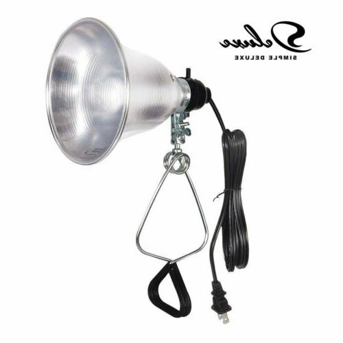 ul certified clamp lamp light with 5