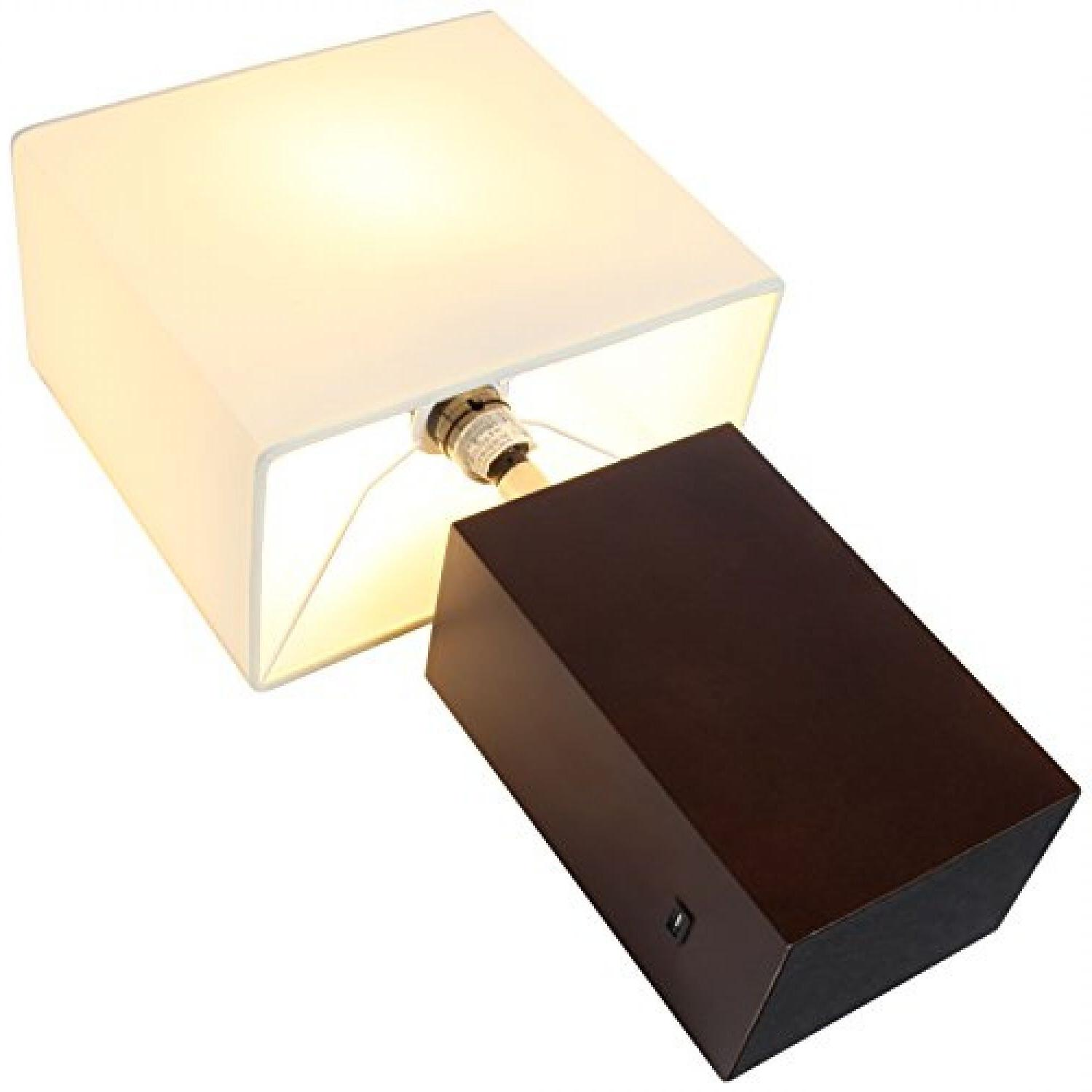 USB Lamp Led Modern Bedside Nightstand Lamps For Charging Phones