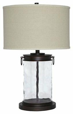 Signature Design by Ashley L430324 Tailynn Glass Table Lamp