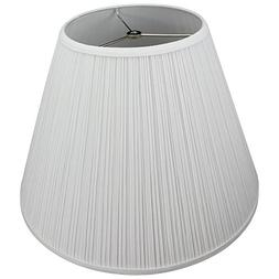 "FenchelShades.com Lampshade 9"" Top Diameter x 18"" Bottom Dia"