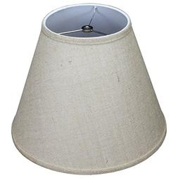 "FenchelShades.com Lampshade 7"" Top Diameter x 14"" Bottom Dia"