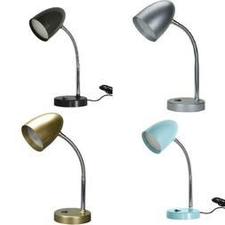LED Desk Lamp Bedside Reading Office Student Work Table Benc