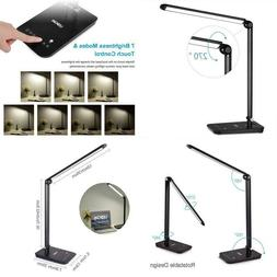 Ledgle Led Desk Lamp Dimmable Led Table Lamp 7-Level Dimmer,