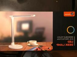 TaoTronics LED Desk Lamp, Eye-caring Table Lamps, Dimmable O