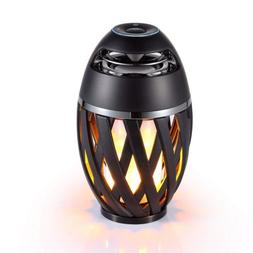 Led flame table lamp Torch Atmosphere WTS Bluetooth Speakers