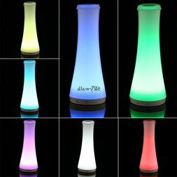LED Night Light Desk Table Lamp Towel Touch Sensor Control R
