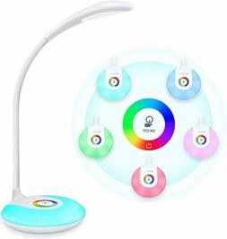 Etekcity Living Color LED Table Lamp: Touch Control, Color C