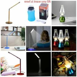 LOT Dimmable LED Desk Lamp Table Lamp 3 modes - Study/Readin