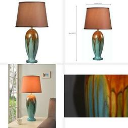 Magnolia 32 H Table Lamp with Empire Shade