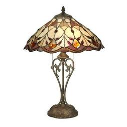 Marshall Table Lamp in Antique Brass