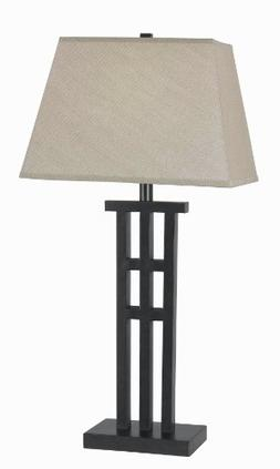 McIntosh Table Lamp in Bronze