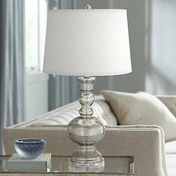 Mercury Glass Table Lamp by 360 Lighting